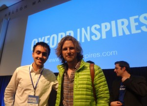 Matt Mullenweg, the founder of WordPress